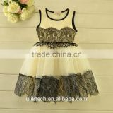 factory selling 2015 fashion tutu dress children tutu skirt fancy lace kids evening dress 100-140cm 5 size girls skirt