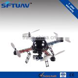 rc skywalker quadcopter Climbing wall walking spider rolling q4 flying drone