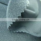 100% polyester brushed jersey fabric