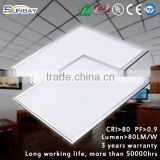 factory price 2016 new ultra thin 9mm LED panel light 30W ceiling panel square led SMD4014