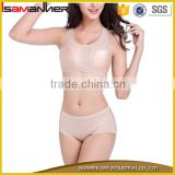 Lady nylon spandex sport bra seamless xxx sexy bra picture for sport bra women                                                                                                         Supplier's Choice