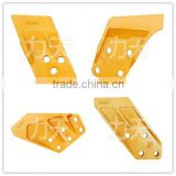 End bit, cutting edge, blade for excavator, bulldozer, motor grader, loader, snow plow
