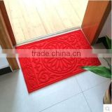 Custom flower shaped rugs