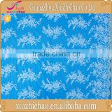 factory design cord lace fabric with pearls for wedding gown                                                                                                         Supplier's Choice