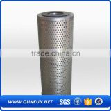 v wire sand slot stainless steel micro screen filter mesh for water/filter screen manufacturer