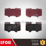 Wholesale manufacturers Ifob Car Part Supplier Chassis Parts Front Break Pads For Toyota Prado KZJ120 1KZTE 04465-35290