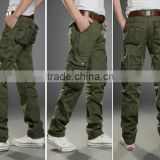 Fashion casual men military style cargo pants CJ-YJK                                                                         Quality Choice