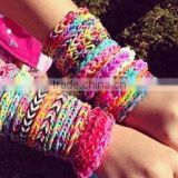 fun loops refills bands baby hair rubber bands diy silicone loom bands