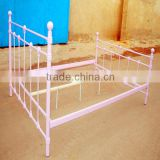 cheap metal/steel bed, king size bedroom furniture,modern iron bed frame S-03                                                                         Quality Choice