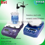 Magnetic stirrer with ceramic heating plate                                                                         Quality Choice