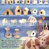 2015 New Design Cheap Wooden Pet House For Small Animals