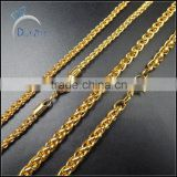 wholesale chain latest designs hip hop gold necklace jewelry                                                                         Quality Choice