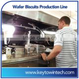 Fully automatic wafer biscuits production line                                                                         Quality Choice
