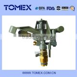 Agriculture Irrigation High Efficient Rotating adjustable Water Sprinkler,rain gun sprinkler