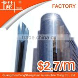 Competitive price construction window tint film with environmental safety                                                                         Quality Choice