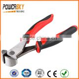 "6"" 8"" End Cutting Plier with Rubber Handles"