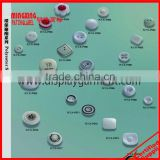 high fashion plastic resin button, button for clothes,shoes