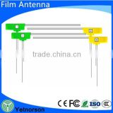 yellow and green car film antenna high gain for window Japanese hot selling with 3m cable as what you want