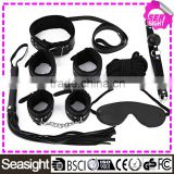 7PCS Adult Cosplay SM Handcuffs Fantasy wild sex toys for women                                                                                                         Supplier's Choice