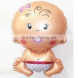 47*71cm angle baby balloons baby birthday balloon baby girl foil ballons                                                                         Quality Choice