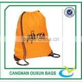 promotional polyester back sack bag