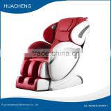 back six roller l shape massage chair