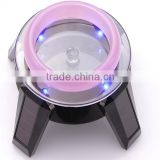 DIHAO 4 led Round Clear Display Stands