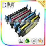 Compatible Color Toner Cartridge Q7580A/Q7581A/Q7582A/Q7583A (BK/C/M/Y) for HP color 3800 laserjet