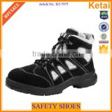 CE approved African market construction settings steel toe protection safety shoes industrial