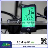 Factory Hot Sale Touch Screen Large LCD Waterproof Wireless Bicycle Computer Wholesale