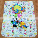 China Soft Touch Baby organic cotton baby crib sheets