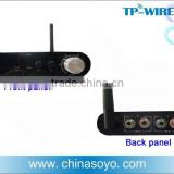2.4GHz RF digital wireless surround rear speaker amplifier system for 5.1CH/7.1CH home theatre system