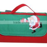 XMAS Gift Folding Disposable Picnic Blanket