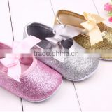 glitter baby shoes high quality sparkle baby shoes wholesale
