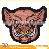 High Quality Custom 3D Embroidery Patch,3D Embroidered Patch,Wholesale Brands Patch for Clothing