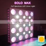 High Power Veg Bloom Switchable SOLO MAX LED Grow Light 1000w with Full Spectrum COB New Arrival 2016