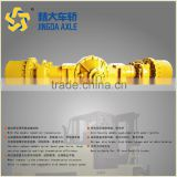 XGMA FORKLIFT AXLE spare parts 5-20 ton axle for forklift axle spare parts xgma spare parts