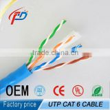 INquiry about Factory wholesale UTP cat6 cable 24awg 305m
