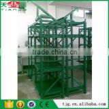Heavy Duty Cold Rolled Steel With Drawer Mould Storage Display Drawing Racks