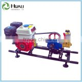 honda engine power sprayer with base frame ,PVC Hose, gasoline engine ,suit for garden and farm irrigation