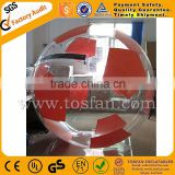 customize inflatable water ball,color football beach ball TW114