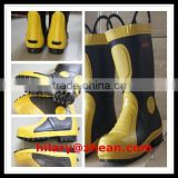 Useful Rubber Boots Water Proof Safety Boots