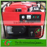 4 in 1 Gasoline generator Air compressor DC welding DC charger 5Kw petrol generator