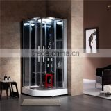 Factory price cheap shower cabin low tray steam room multi-functional shower cabin shower steam room