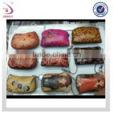 Yiwu factory animal leather coin purse