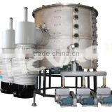 Titanium Nitride gold/blue/black/colorful stainless steel sheet/pipe PVD coating machine