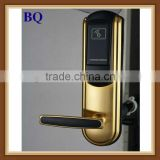 K-3000XD6 Luxury Contactless RFID Lever Handle Mortise Locks for Low Temperature Working