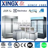 ETL, NSF Commercial Refrigerator, True Restaurant Kitchen Refrigeration Equipment by Chinese Manufacturer/Factory