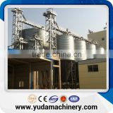 Customized steel silo for wheat storage