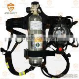 Self contained breathing apparatusSCBA - 3L Carbon fiber for military and security using -Ayonsafety
